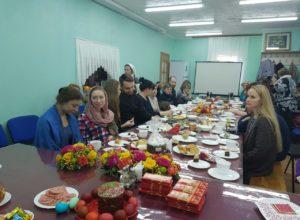4 мая на Пасхальной седмице состоялось заседание регионального клуба «Счастье Матери»