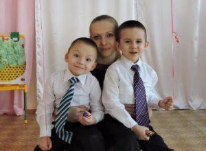 Юлия Касинская: Дружная семья – надежный тыл
