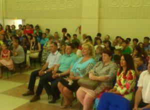 День семьи, любви и верности отметили в Пожарском районе Приморья