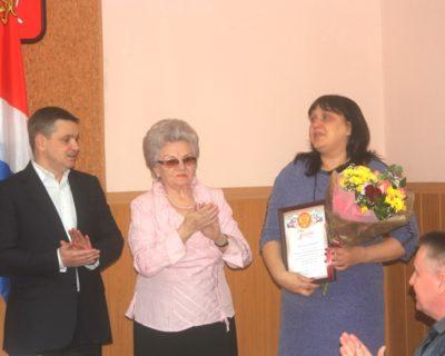 Почетного звания «Благодетель года» удостоены общественные активисты Уссурийска