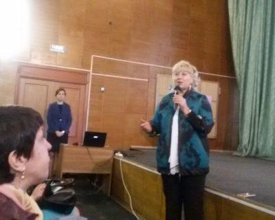 30 апреля во Владивостоке прошла «Родительская школа»